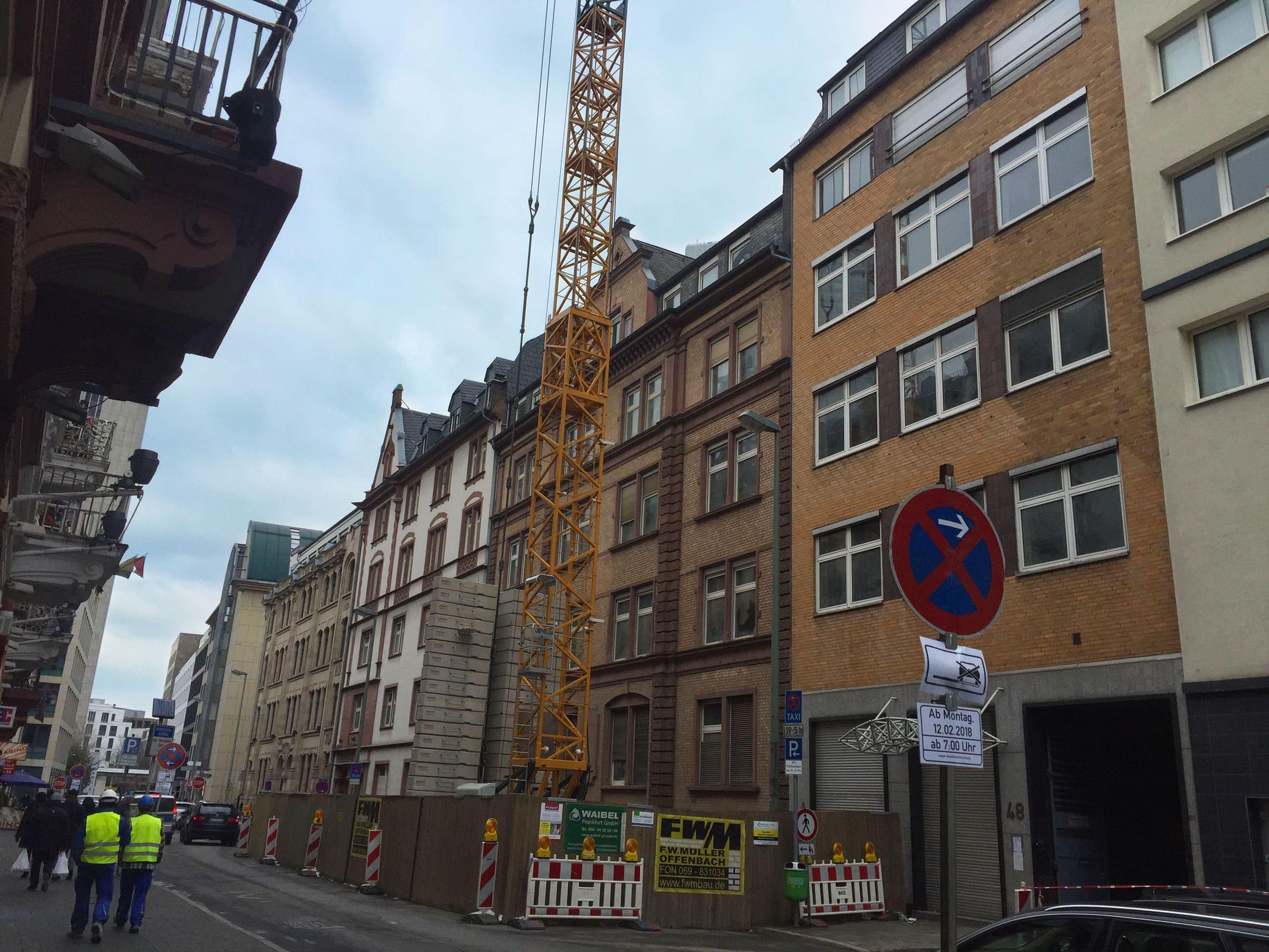 Frankfurt Sanierung Wohnung